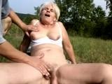 Pagan A Una Abuela Para Que Se Deje Encular