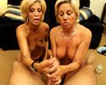 imagen Hermanas viciosas comparten su afición al sexo