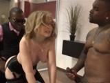 Milf follada por negros