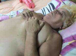 abuela gorda
