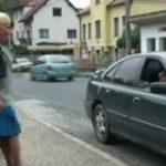 imagen Recogida de la calle como una prostituta