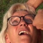 imagen Follando a una abuela al aire libre