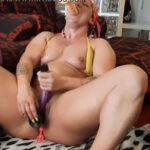imagen Culturista madura en una intensa sesión de sexo