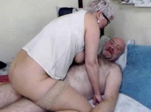 El video casero de unos porno abuelos